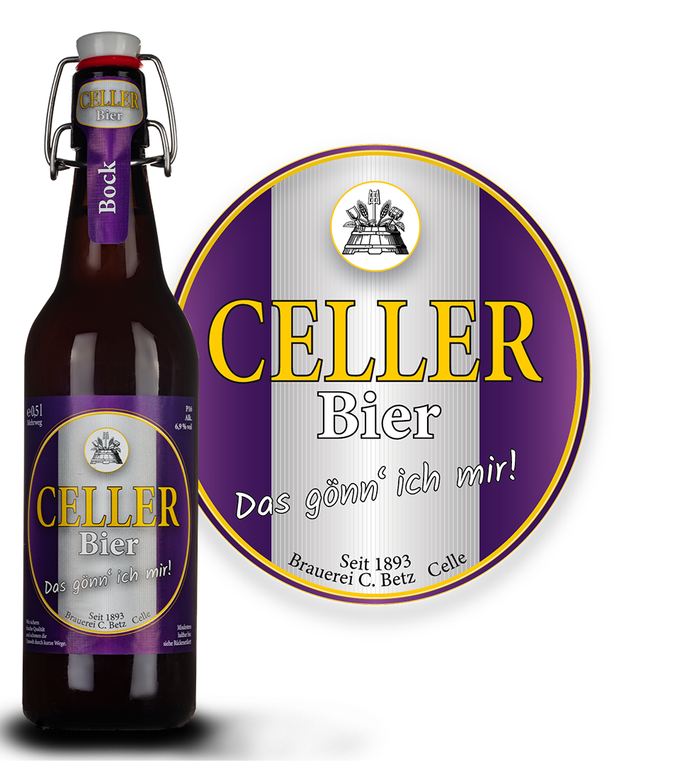Celler Bier - Bock