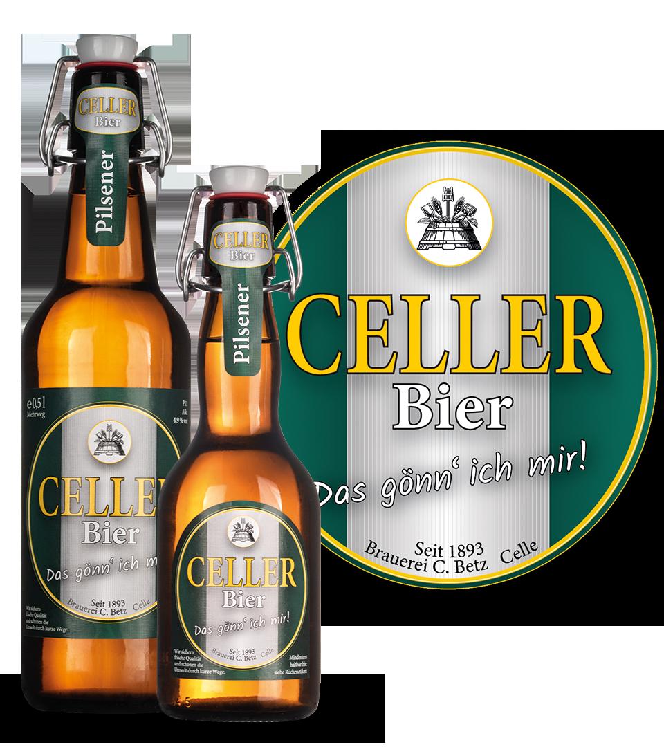 Celler Bier - Pils