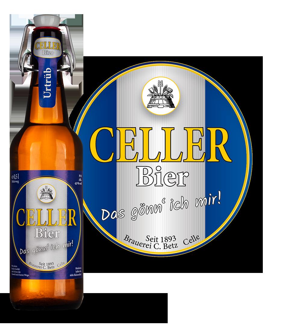 Celler Bier - Urtrüb