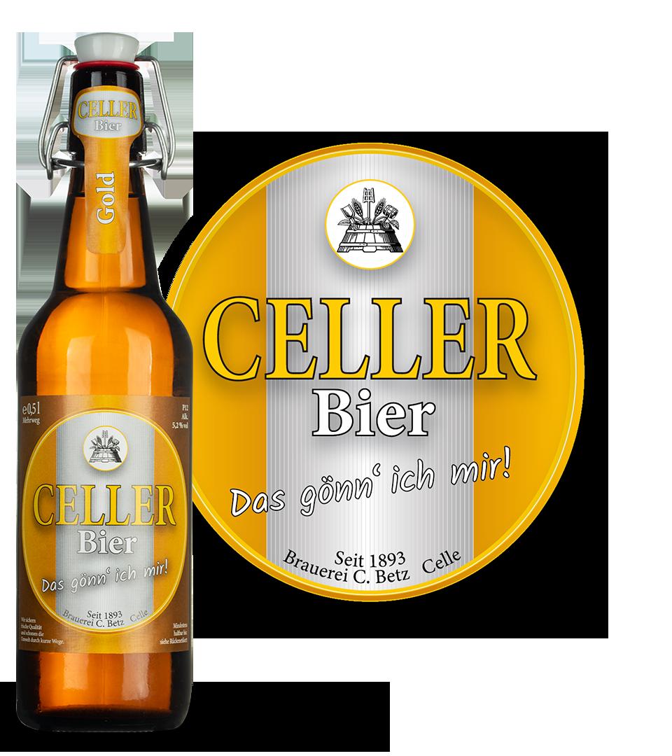 Celler Bier - Gold