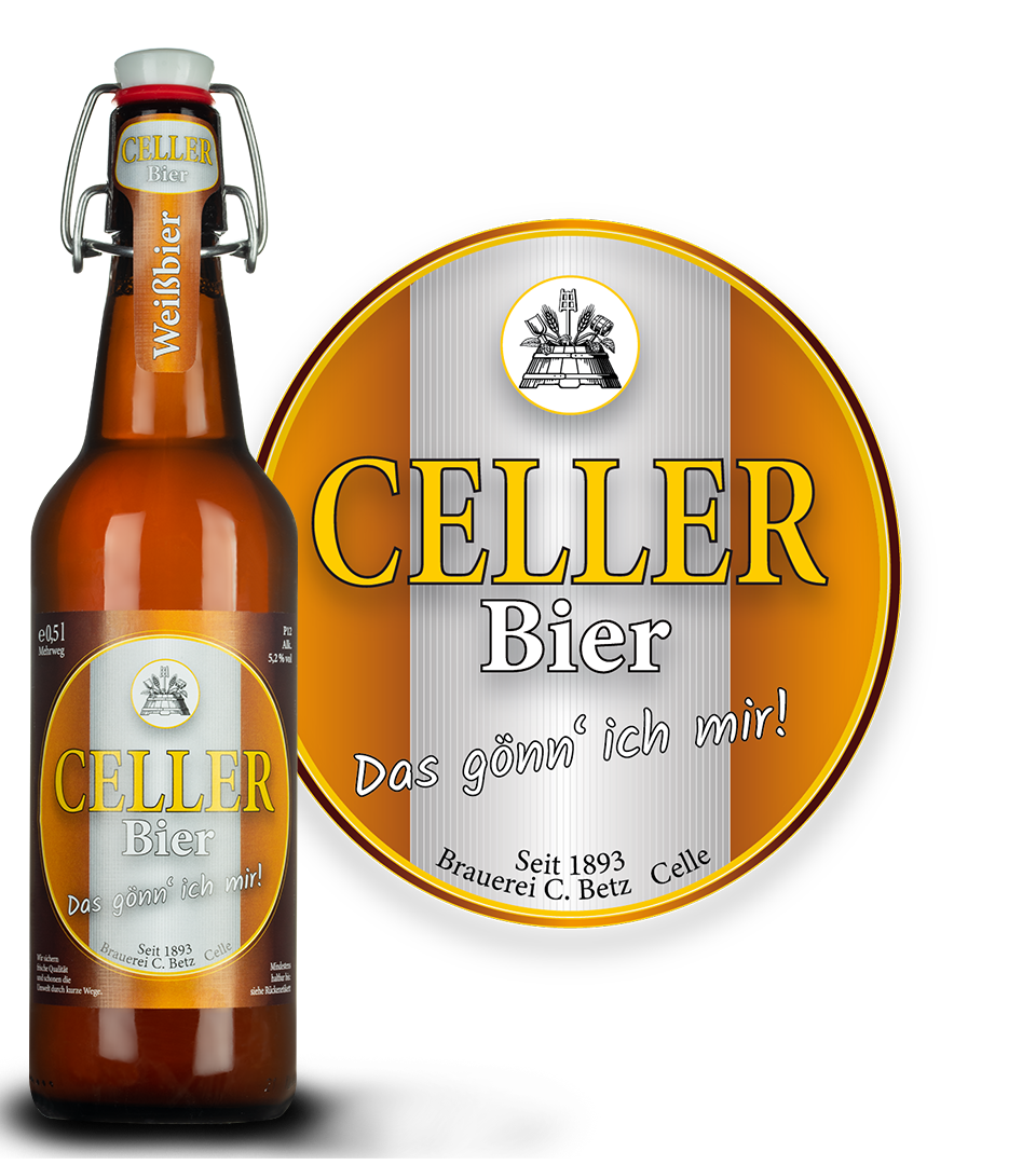 Celler Bier - Weißbier