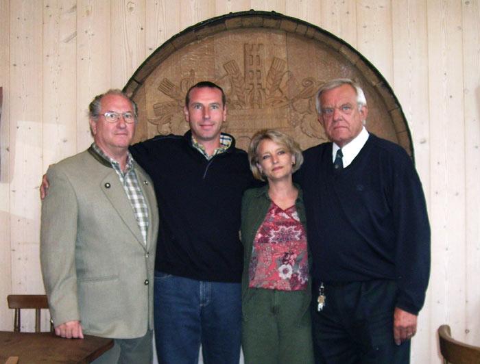 Familie Betz - Die Inhaber