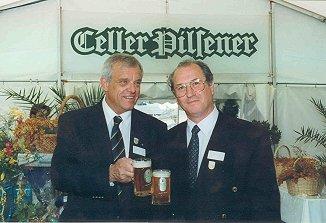 Dieter Betz und Karl-Friedrich Betz